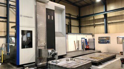 CNC Bohr- und Fraeswerk Bimatec-Soraluce FP 8000