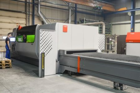 CNC Laserschneidanlage Bystronic Bystar Fiber 3015