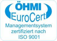 Logo Zertifizierung Qualitaetsmanagement
