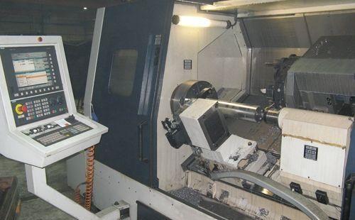 CNC Drehtechnik Spinner TC 110L-MC
