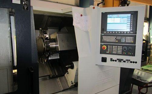 CNC Drehtechnik Spinner TC 600-65-MCY
