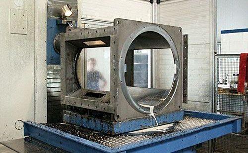 CNC Bohr- und Fraestechnik Union T110